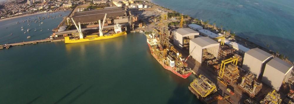 ANTAQ abre consulta pública para arrendamento de terminal de carga no Porto de Maceió